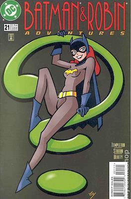 Batman & Robin Adventures (saddle-stitched) #21