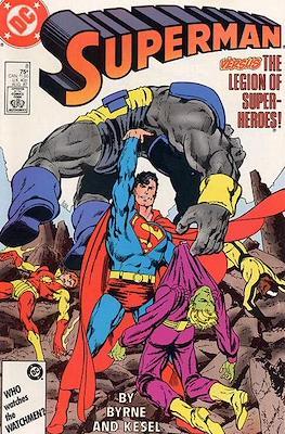 Superman Vol. 2 (1987-2006) #8