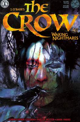 The Crow. Waking Nightmares #4