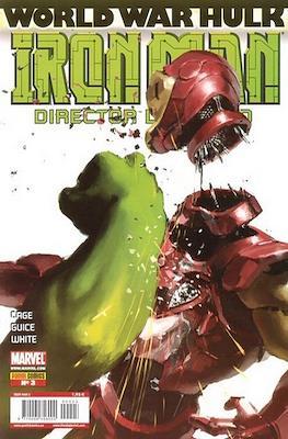 Iron Man: Director of SHIELD / Iron Man & Máquina de Guerra / El Invencible Iron Man (2008-2011) #3