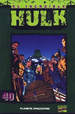 Coleccionable El Increíble Hulk (2003-2004) #40