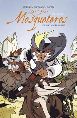 Los Tres Mosqueteros (Rústica 112 pp) #2