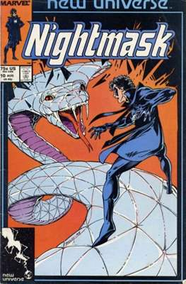 Nightmask (Comic-book.) #10