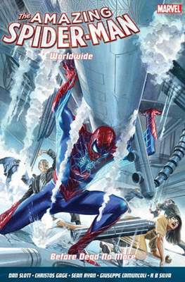 The Amazing Spider-Man: Worldwide (Softcover) #4