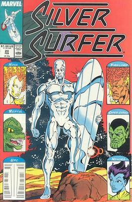 Silver Surfer Vol. 3 (1987-1998) #20