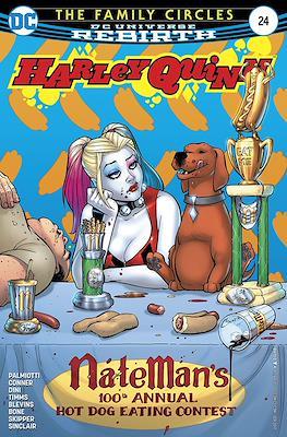 Harley Quinn Vol. 3 (2016-) (Comic book) #24