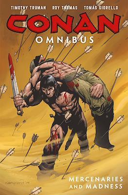 Conan Omnibus (Trade Paperback) #4