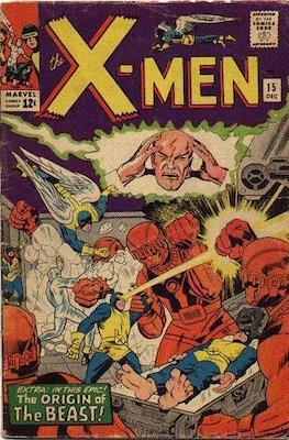 The Uncanny X-Men (1963-2011) (Comic-Book) #15