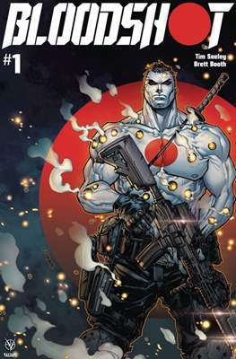 Blooshot (2019- ) (Grapa 28 pp) #1