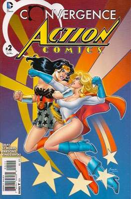 Convergence. Action Comics (2015 Saddle-stitched) #2