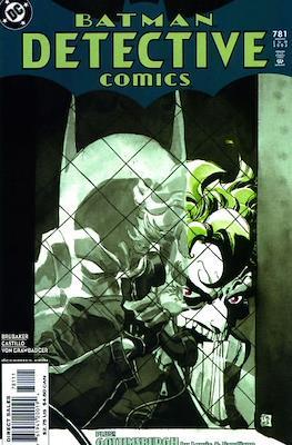Detective Comics Vol. 1 (1937-2011; 2016-) (Comic Book) #781