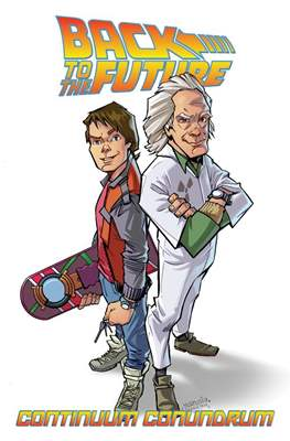 Back to the Future (Softcover) #2