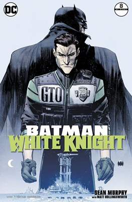 Batman: White Knight (2017-2018) #8