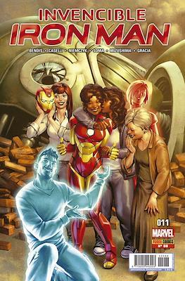 El Invencible Iron Man Vol. 2 (2011-) (Grapa - Rústica) #86