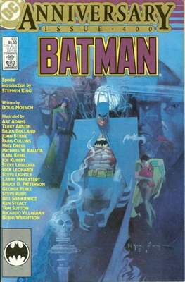 Batman Vol. 1 (1940-2011) (Comic Book) #400