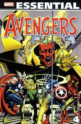 Essential Avengers (Softcover 2nd Edition) #4