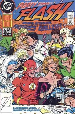The Flash Vol. 2 (1987-2006) (Comic Book) #19
