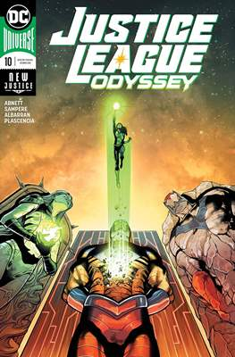 Justice League Odyssey (Comic Book) #10