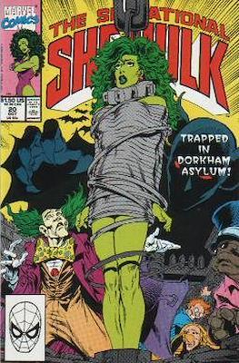 Sensational She-Hulk (1989-1994) #20