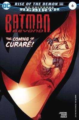 Batman Beyond (Vol. 6 2016-...) #6