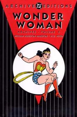 DC Archive Editions. Wonder Woman #5