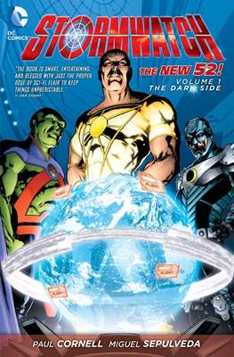 Stormwatch (2011) (Softcover) #1