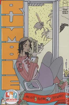 Rumble Vol. 2 (2017- Variant Cover) (Comic-book) #10.1