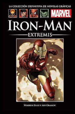 La Colección Definitiva de Novelas Gráficas Marvel #4