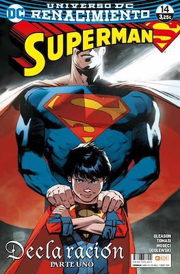 Superman. Nuevo Universo DC / Renacimiento (Grapa) #69/14