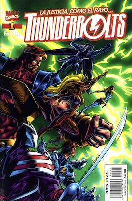 Thunderbolts Vol. 1 (1998-2001) (Grapa 24-40 pp) #1