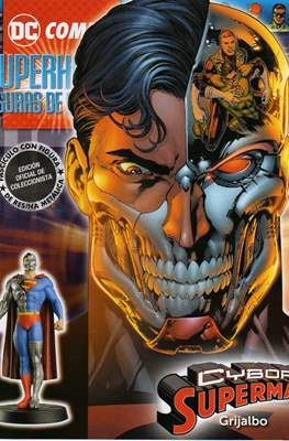 DC Comics Superhéroes. Figuras de colección (Fascículo/Grapa) #48