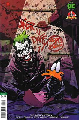 The Joker / Daffy Duck Special (Variant Cover)