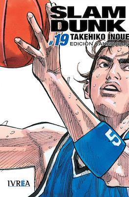 Slam Dunk - Edición Kanzenban (Kanzenban) #19
