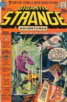 Strange Adventures (Comic Book) #227