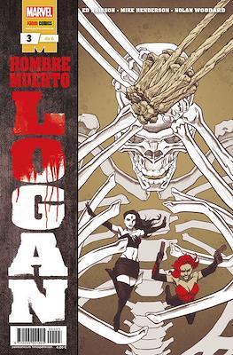 Hombre Muerto Logan (2019-2020) (Grapa 64 pp) #3