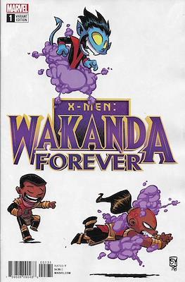 X-Men: Wakanda Forever (2018-...Variant Covers) (Comic Book 36 pp) #1