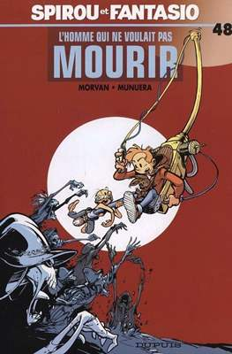 Les aventures de Spirou et Fantasio #48