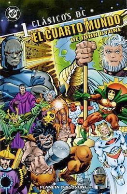 El Cuarto Mundo de John Byrne. Clásicos DC (Rústica 128-96 pp) #1