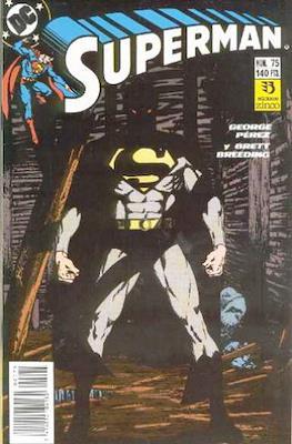 Superman: El Hombre de Acero / Superman Vol. 2 #75