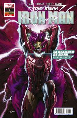El Invencible Iron Man Vol. 2 (2011-) (Grapa - Rústica) #101/2