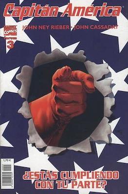 Capitán América vol. 5 (2003-2005) #3