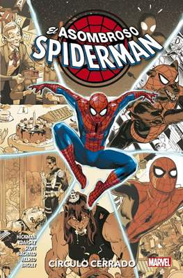El Asombroso Spiderman: Círculo Cerrado (Rústica 104 pp) #