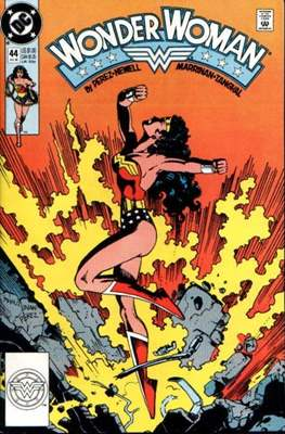Wonder Woman Vol. 2 (1987-2006) (Comic Book) #44