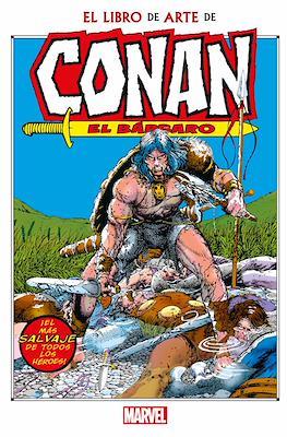 El Libro de Arte de Conan el Bárbaro