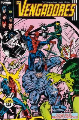 Los Vengadores Vol. 1 (1983-1994) #45
