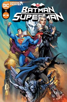 Batman / Superman Vol. 2 (2019 -) #16