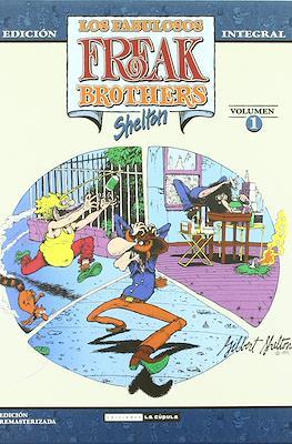 Los Fabulosos Freak Brothers - Edición Integral