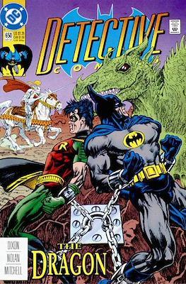 Detective Comics Vol. 1 (1937-2011; 2016-) (Comic Book) #650