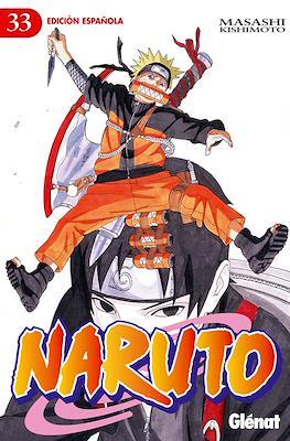 Naruto (Rústica con sobrecubierta) #33