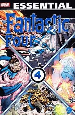The Essential Fantastic Four (Softcover) #9